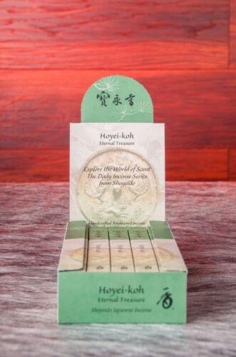 Hooyei Koh - Japan Räucherstäbchen