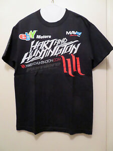 Ebay Motors Logo Co Branded Shirt Hart And Huntington Size M Ebay