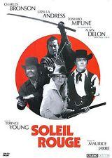 """DVD """"Soleil Rouge"""" Alain Delon Charles Bronson  Ursula Andress NEUF SOUS BLISTER"""