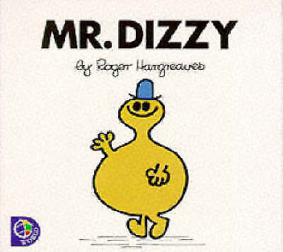 Mr. Dizzy by Roger Hargreaves (Paperback, 1998)