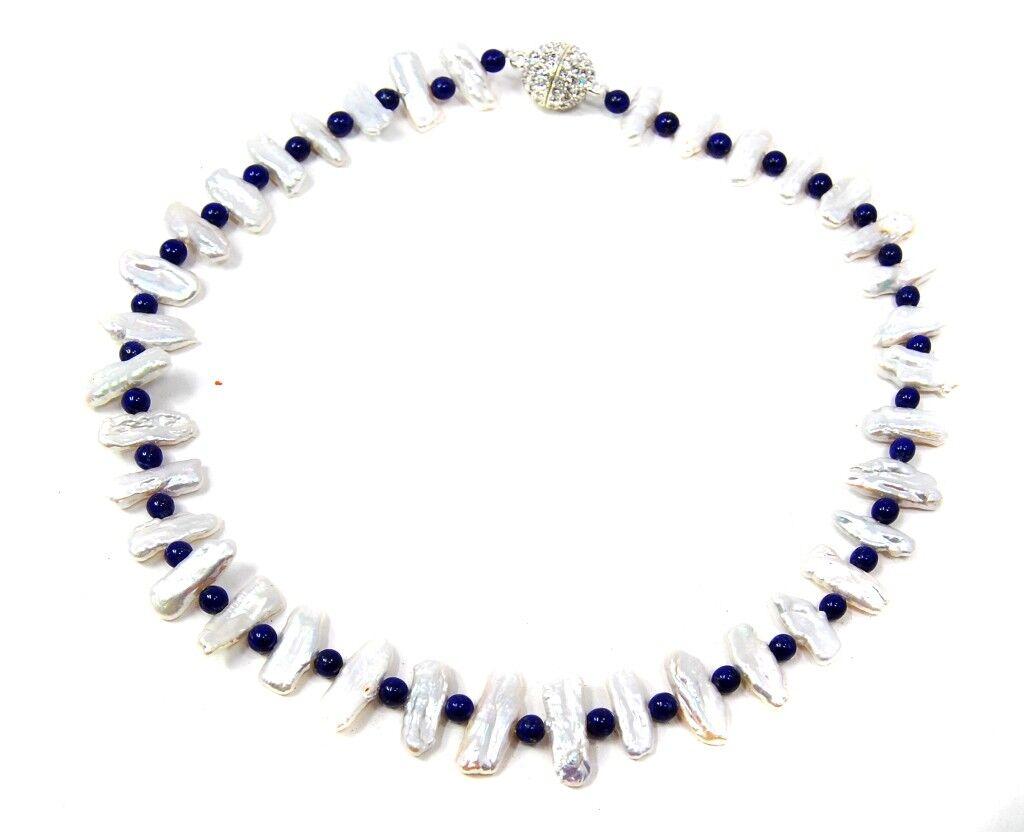 Glamgoldus Bead Chain from Biwaperlen with Spacer Beads from Lapislbluei