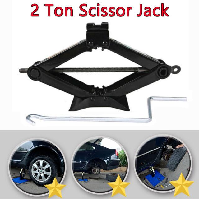 Portable Car Emergency Scissor Jack Lift for Car Van ...