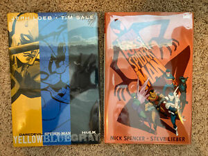 Marvel-HC-TPB-Graphic-Novel-Lot-Spider-man-Hulk-Superior-Foes-Vol-1-2-3-Omnibus