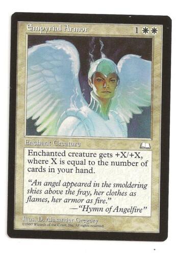 MTG 4X ** EMPYRIAL ARMOR ** X4 Magic Weatherlight