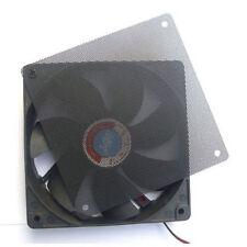 MC 120mm 4 screw  Computer PC Dustproof Cooler Fan Case Cover Dust Filter nb