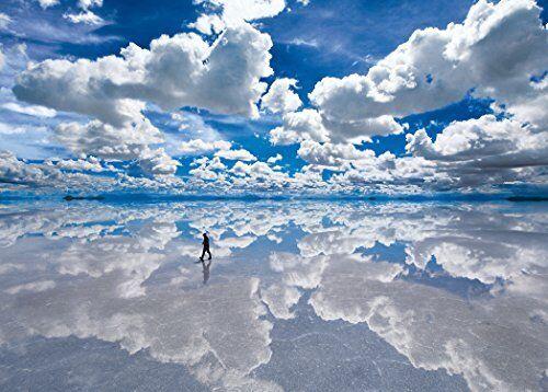 EPOCH Jigsaw Puzzle 21-514 Uyuni  salt lake Bolivia 3000 S-Pieces JAPAN  produttori fornitura diretta