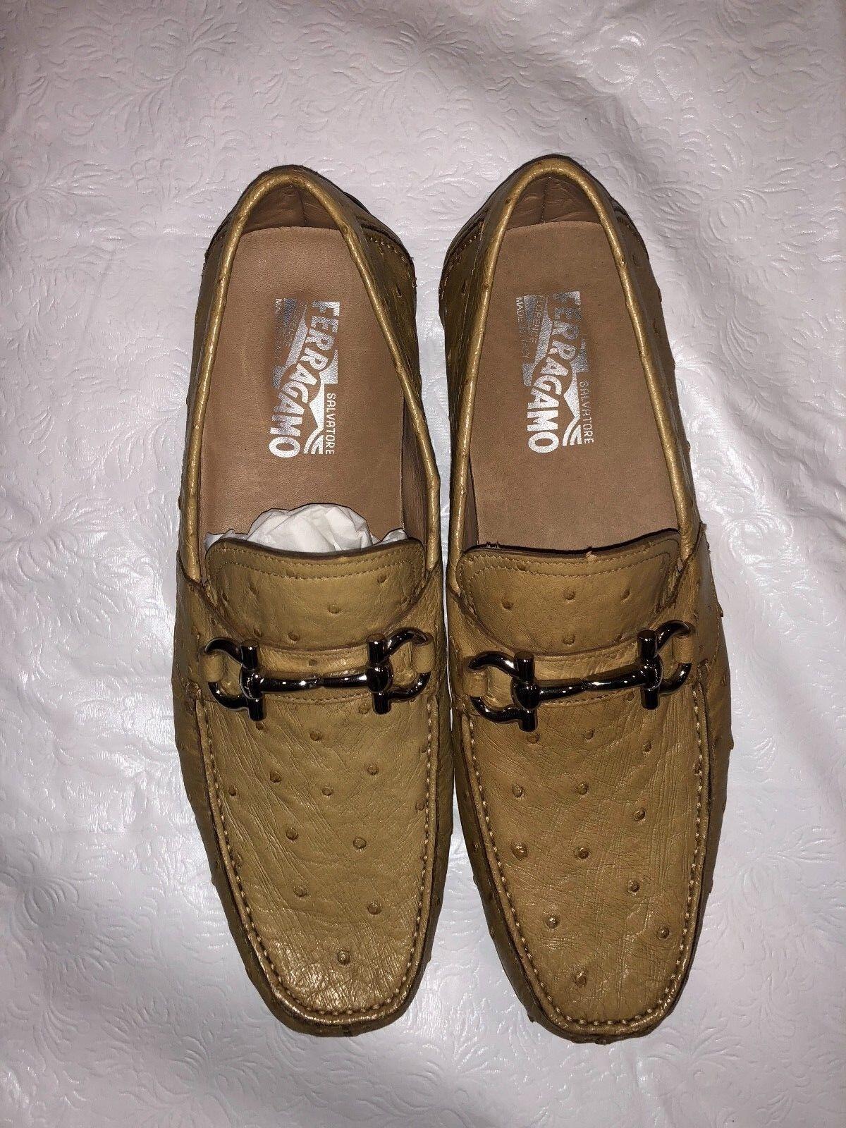 Men's Salvatore Ferragamo Parigi MTO Dress shoes