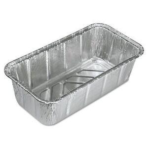 Handi Foil 2 Lb Aluminum Foil Loaf Pan 200 Pack