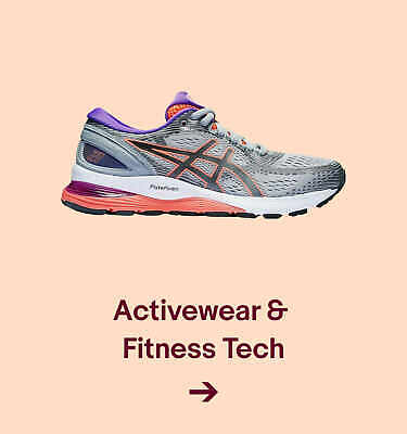 Activewear &  Fitness Tech