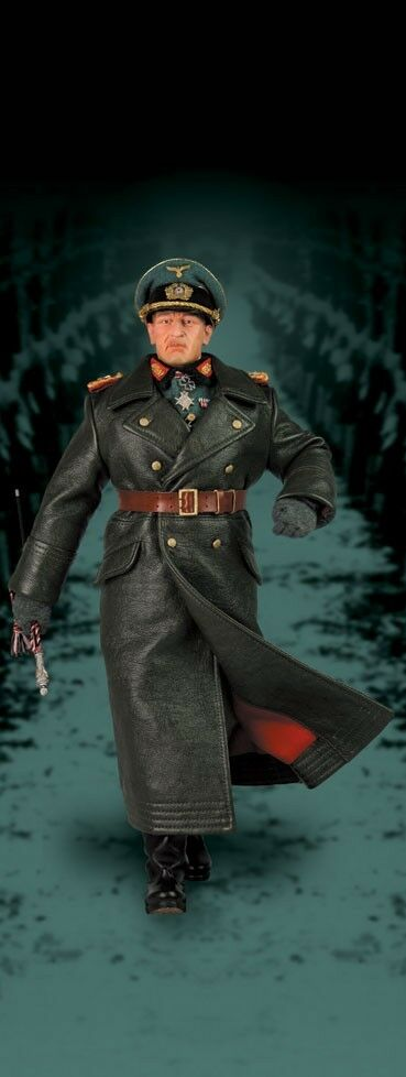 DID 1 6 WWII Military Action Figure D80031