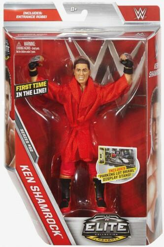 Mattel WWE Elite Series 52 KEN Shamrock Action Figure