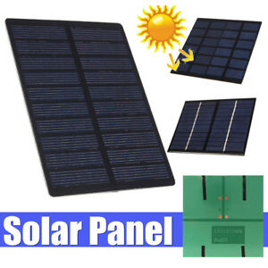 0-5-18V-0-12-5W-Polycrystalline-Solar-Panel-Cell-Battery-Power-Charger-Modules