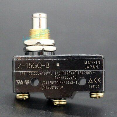 1pcs Omron Limit Basic Switch Z-15GQ-B Z15GQB  new