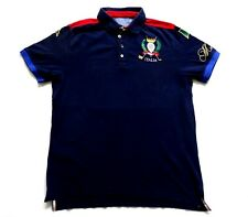 06ca876232 item 5 Men's Vintage Kappa Dark Blue Golf Themed Polo T-Shirt Retro X Large  46
