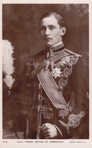 ROYALTY England Princess Arthur of Connaught
