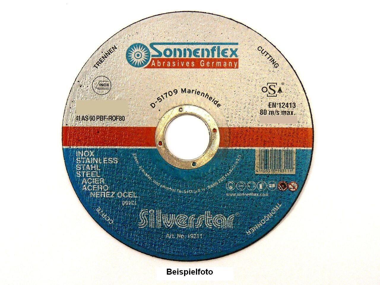5 Discos Separación 115x 1,0x 22,2 Inox, Como 60P, Disco Separador