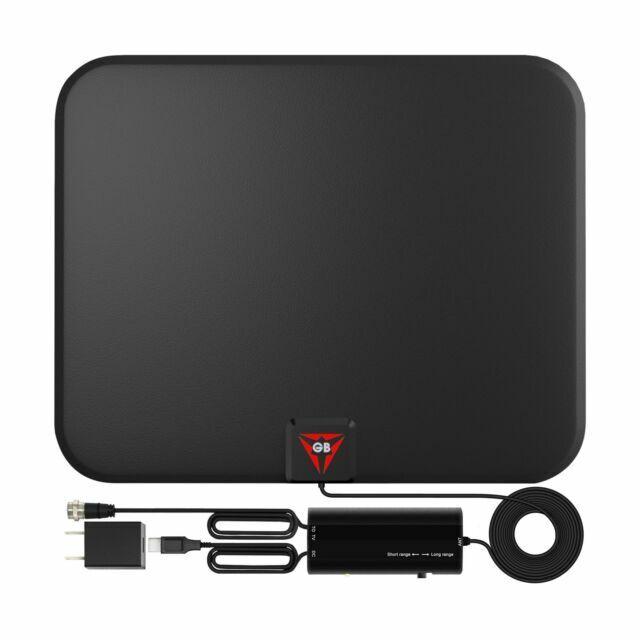 Gesobyte 300 Amplified HD Digital TV Antenna for sale online | eBay