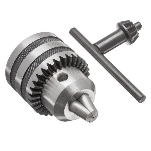 """R Drill Chuck w//Key HFS 1//32/""""-1//2/"""" and JT6"""
