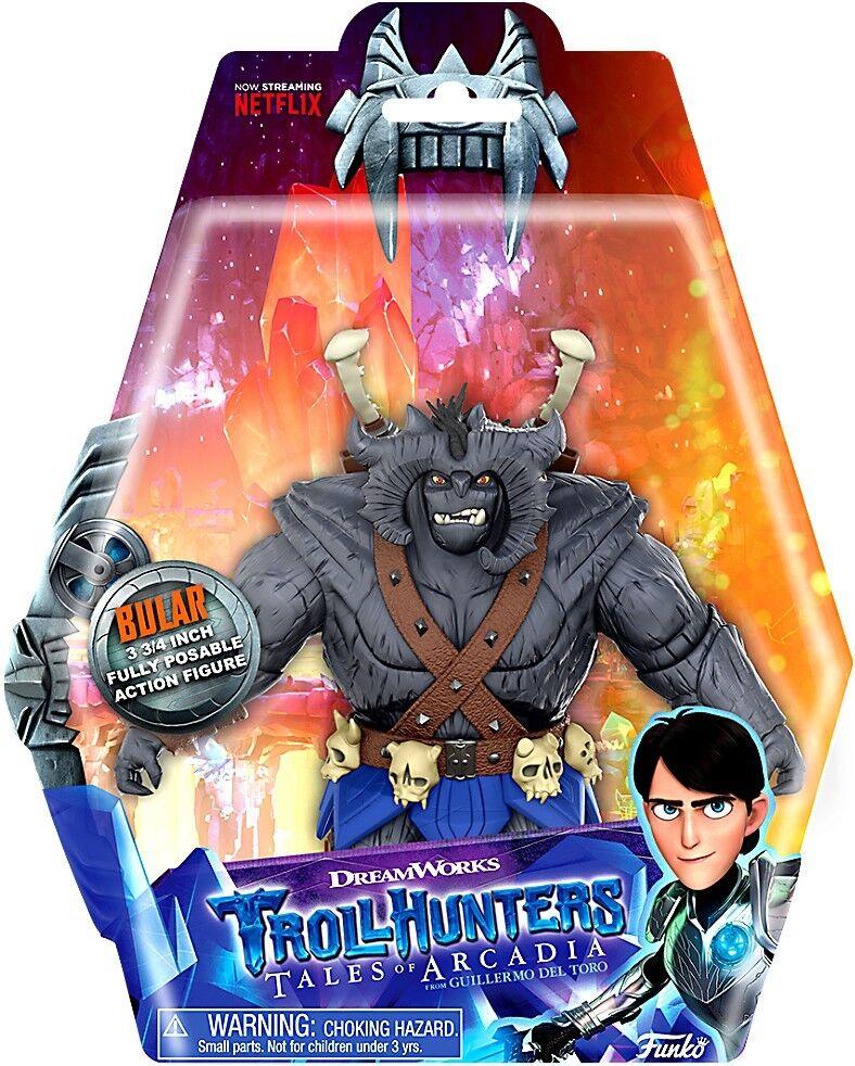 Funko Trollhunters Tales of Arcadia Bular Action Figure