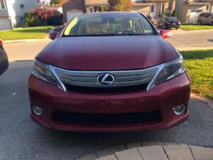 2010 Lexus HS 250h Premium Luxury