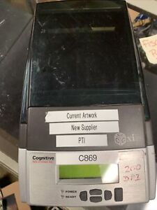 CXD4-1000 cognitive solutions label printer Tested And Working
