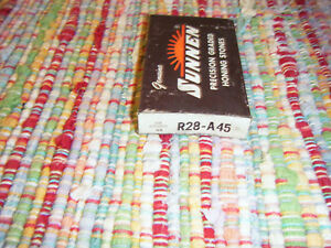 Aluminum Oxide 280 Grit Valve Guide Size New Sunnen Stones Box of 6 L10 A 6 3