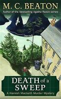 Death of a Sweep (Hamish Macbeth Murder Mystery) M. C. Beaton Very Good Book