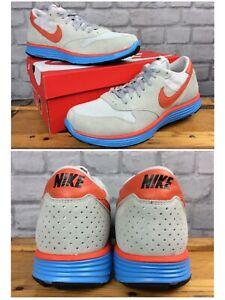 Nike-Da-Uomo-UK-11-EU-46-Epic-VINTAGE-Lunar-NRG-QUICKSTRIKE-2012-Scarpe-da-ginnastica-T