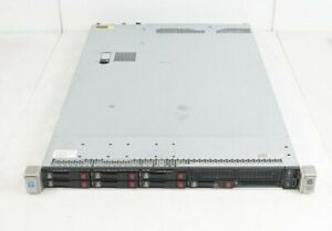 HP-ProLiant-DL360-Gen9-Intel-E5-2603-v3-1-6GHz-8GB-DDR4-8-Bay-2-5-034-2x-PSU-No-HDD