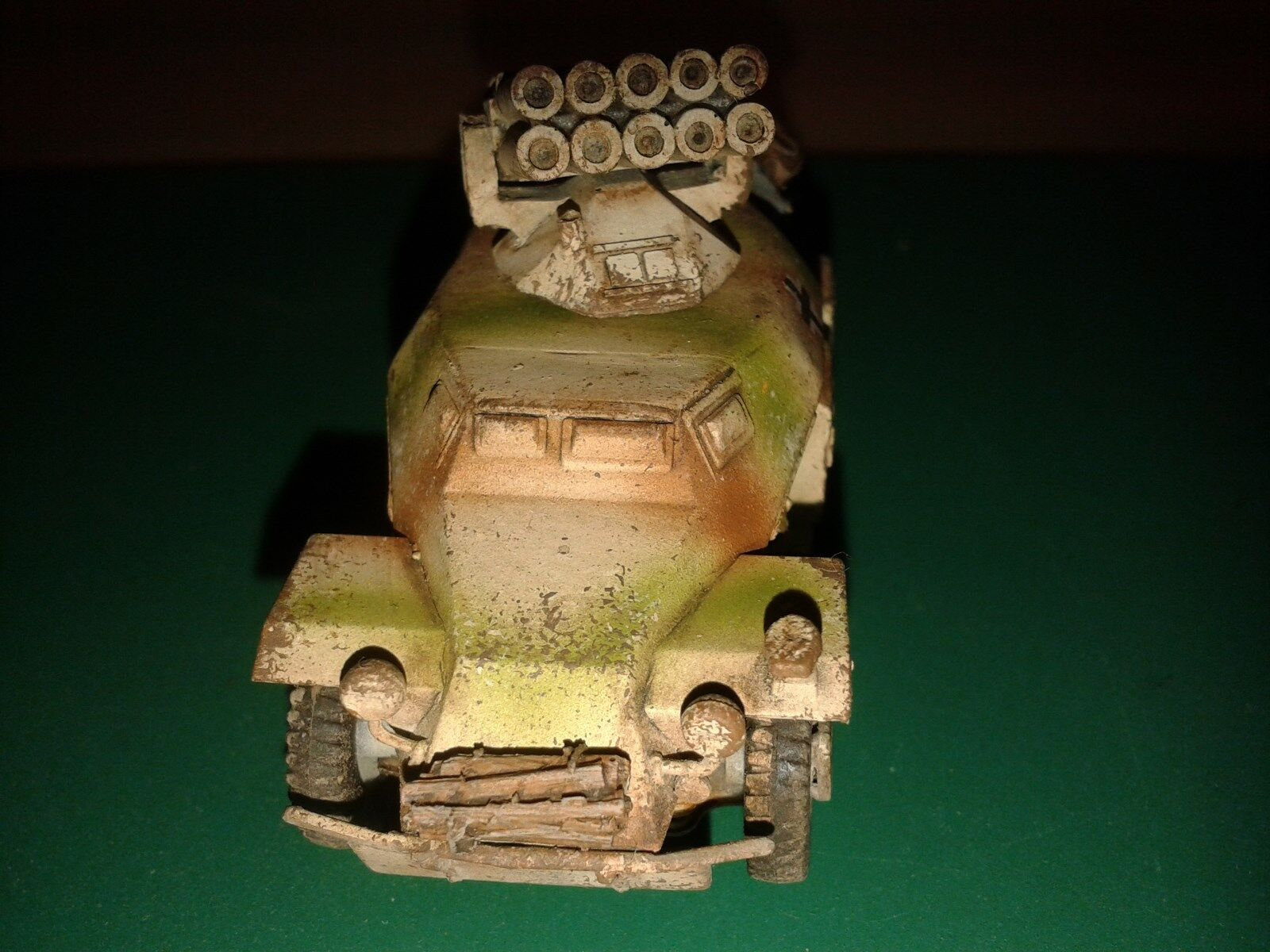 Expertly built & painted 1 72 Sd Kfz 222 Panzerwerfer