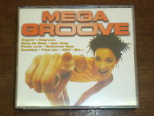 MEGA GROOVE Compilation 4 CD
