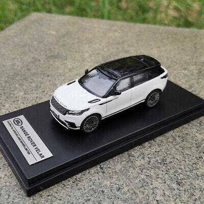 1//64 LCD Land Rover Range Rover Velar 2018 Gray Diecast car Model Toy Gift