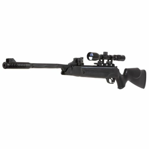 HCSFire22 Hatsan Speedfire Repeater Combo Air Rifle 1000FPS .22cal w// Scope