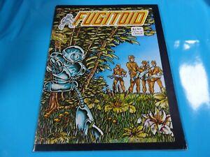 Fugitoid-1-issue-marvel-Comic-book-1st-print-Eastman-laird