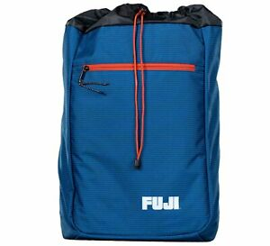 Black Fuji Sports BJJ MMA Jiu-Jitsu Hybrid Fighter BackPack Duffle Bag Gearbag