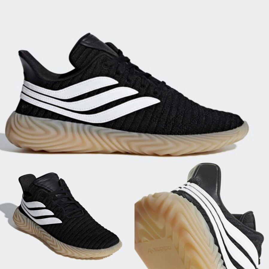 Adidas sobakov Running Zapatos TENIS AQ1135 Negro Edición Limitada zapatos