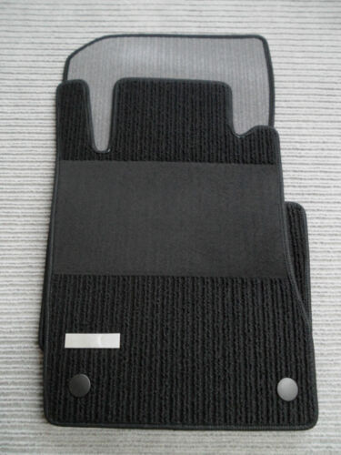 NEU Lengenfelder Rips Fußmatten für Mercedes Benz W211 S211 E-Klasse 4matic