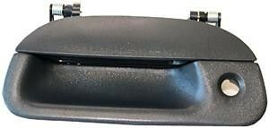 black 01 02 03 04 05 Explorer Sport Trac Liftgate handle Tailgate Handle