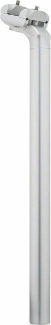 Paul Component Entwicklung Hoch und Handsome Sattelstütze 27.2mm Silber