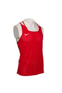 Nike wit Boxing Nike Boxing Scarlet Tank Tank EYqRpwx66