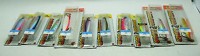 Mucho Lucir 60gm Long Casting Lure Ideal for Salmon Jewfish BRAND NEW Tailor