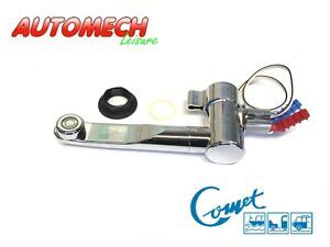 GENUINE-Comet-London-Mixer-Tap-Microswitched-12v-Full-Chrome-Effect-Finish