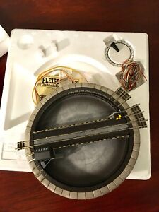 Fleischmann-9152-N-Scale-Electrically-Operated-Turntable-Not-Tested-See-Detail