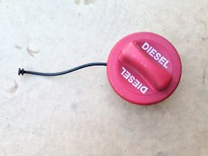 MERCEDES-BENZ W176 Genuine Diesel Fuel Filler Screw Cap A2224700105 OEM