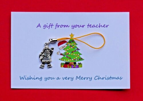 Christmas gift to pupils students from teacher Personalised  30 now £30.99