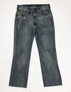 MFL-jeans-uomo-usato-destroyed-w34-tg-48-boyfriend-relaxed-gamba-dritta-T3959