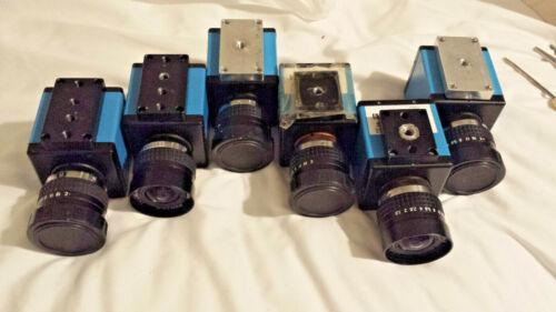 Imagingsource DFK 31AF03 FireWire or usb2.0 Camera W// PENTAX TV LENS 4.8MM 1:1.8