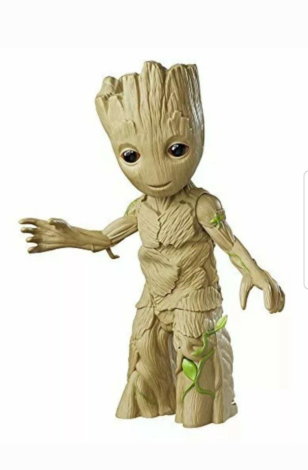 Marvel Guardiani della Galassia VOL 2 Dancing Groot Figura 29cm