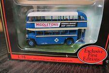 EFE C16115 LEYLAND PD2 HIGHBRIDGE BUS   Classic Bus Issue   GREAT YARMOUTH  1:76