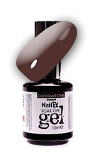 Esmalte permanente Profesional Chocolate The edge nails  Grupo Marrón Chocolate